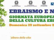 Giornata Europea della Cultura Ebraica 2013: ebraismo natura 14esima edizione