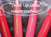 Twist gloss miss broadway