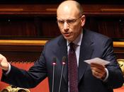 discorso replica Enrico Letta senato