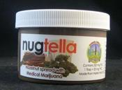 NUGTELLA distingue nutella sapore marijuana