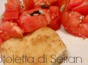 Settimana veg: cotoletta tofu