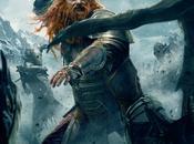 prodi Fandral Vostagg sono protagonisti characters poster Thor: Dark World