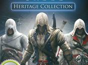 Ubisoft annuncia Assassin's Creed Heritage Collection, ecco copertina