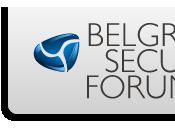 terza edizione belgrade security forum