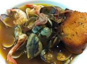 Zuppa pesce secondo piatto