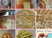 Pasta Fresca: Tagliatelle Tagliolini