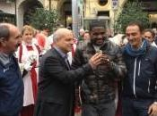 Podismo: premio speciale, 2013, primi della Turin Marathon. tartufo d'Alba