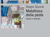 """Stefano Lanuzza """"Metafisica della peste"""" Sergio Givone"""