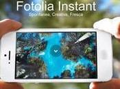 Fotolia Instant App, nuovo importante passo verso Mobile