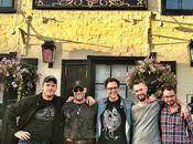 James Gunn, Chris Pratt altri membri cast nella nuova foto Guardiani della Galassia