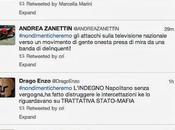 Grillo, hashtag Twitter