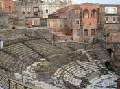 Roman theatre Catania Sicily)