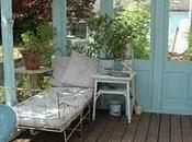 Cabane_ stanza giardino