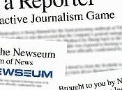 Reporter Game