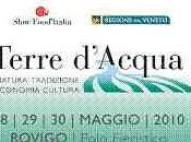 28-30 maggio: Rovigo Fiere Terre d'acqua