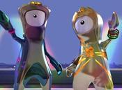 mascotte delle Olimpiadi Londra 2012