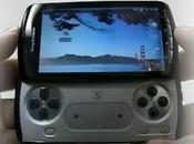 Provato Sony Ericsson Xperia Playstation Phone