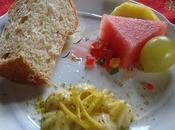 Panettone crema frutta fresca