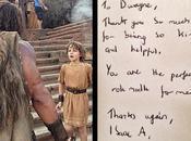 Dwayne Johnson ringrazia piccolo Isaac Hercules: Thracian Wars