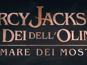 FILM Percy Jackson dell'Olimpo mare mostri
