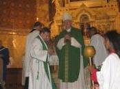 Celebrazione mariana alla chiesa Lady Pompeii Village, Manhattan