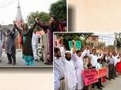Musulmani difesa cristiani