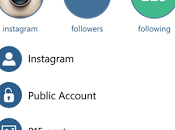 InPic client Instagram ufficiale Windows Phone