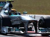 Giappone, libere Hamilton Mercedes