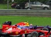 Giappone, libere Vettel svetta, Ferrari indietro