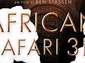 African Safari novembre cinema
