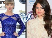 Selena Gomez Versus Taylor Swift