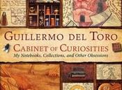 Guillermo Toro Cabinet Curiosity. illustrazioni film raccolte libro!