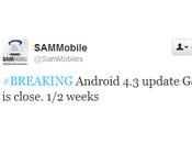 Android Samsung Galaxy arriverà breve!