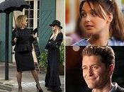 SPOILER Agents SHIELD, Grey's Anatomy Glee AHS: Coven, Wonderland