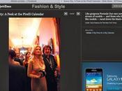 York 2012 Times Vogue Italy Audrey Pirelli Calendar fashion gala Party