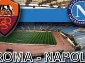 Roma-Napoli: derby d'Italia sposta