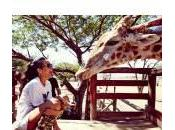 Rihanna allo Johannesburg: foto Instagram