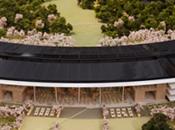 sguardo nuovo campus Apple