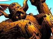 Fast Diesel allena diventare Groot Guardiani della Galassia