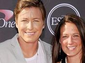 Coming Out: Abby Wambach Sarah Huffman stelle calcio sposano!