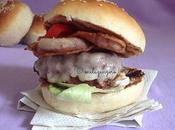 burger buns, panini hamburger, ricetta cheese-burger perfetto