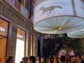 Milan opening store hermes montenapoleone .......