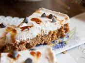 Caramel Chocolate Cheesecake (Senza gelatina!)