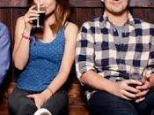 Drinking buddies, romcom birra