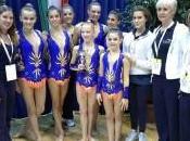 Ginnastica Ritmica: Eurogymnica parte bene campionato