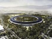 nuovo Campus Apple tanto voluto Steve Jobs, L'astronave!