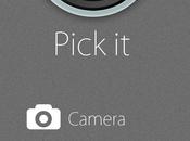 PickIt modificare foto modo efficace raggiunge mila download aggiorna