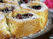 Torta rustica ciliegie