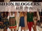Deliri Fashion Bloggers: conosci, eviti!