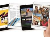 Apple presenta nuovi tablet: iPad Mini display Retina